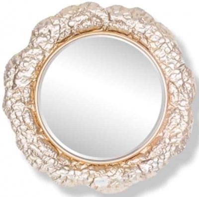Chadd Gold Round Mirror - 79cm x 79cm