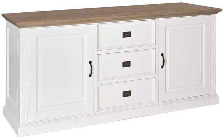 Oakdale Painted Sideboard - 2 Door 3 Drawer
