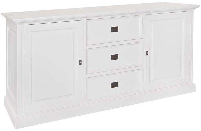Provence Painted Sideboard - 2 Door 3 Drawer