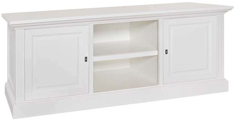 Provence Painted TV Unit - 2 Door