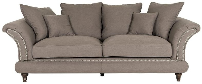 Rachel 3 Seater Sofa with Loose Cushions