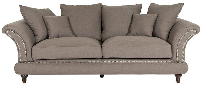 Rachel 3.5 Seater Sofa with Loose Cushions