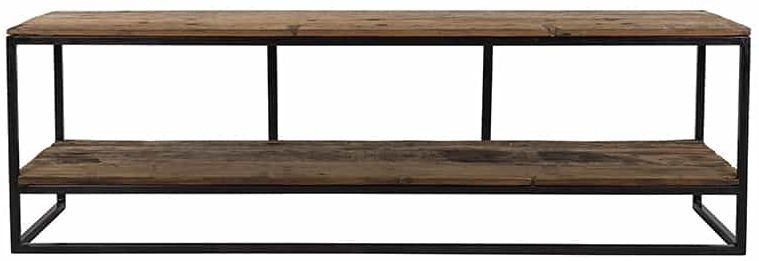 Raffles Recyceld Wood TV Unit