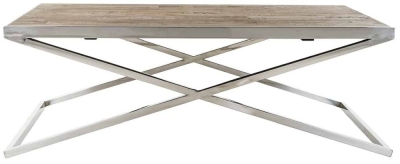 Redmond Natural Wood Coffee Table