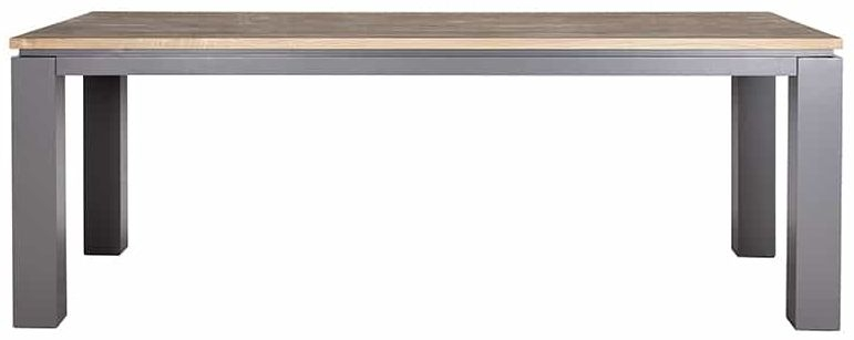 Ritz Painted Dining Table - 190cm