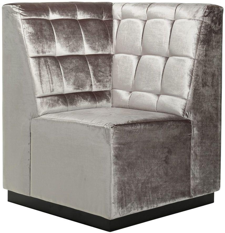 Ave Fabric Corner Sofa