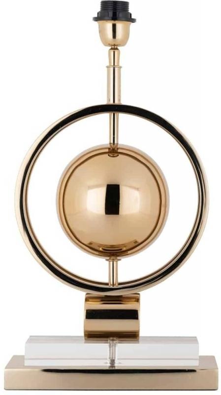 Averil Gold Table Lamp Base