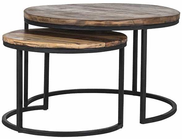 Brooke Coffee Table - (Set of 2)