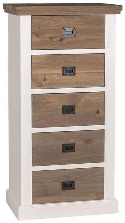 Vermont Chest of Drawer - 5 Drawer