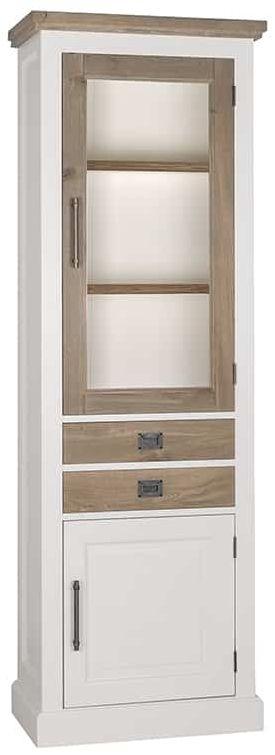 Vermont Display Cabinet - 2 Door 2 Drawer