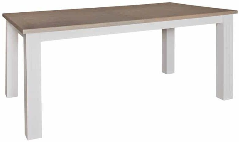 Westwood 180cm Extending Dining Table with Square Legs