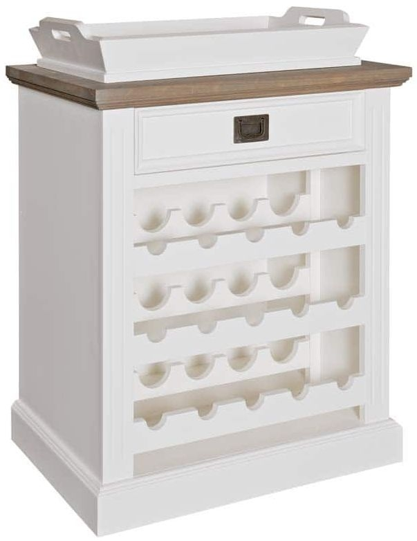 Westwood Wine Cabinet with Drawer