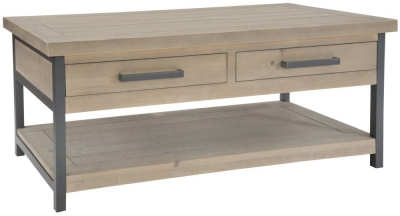 Rowico Lowry Industrial Coffee Table