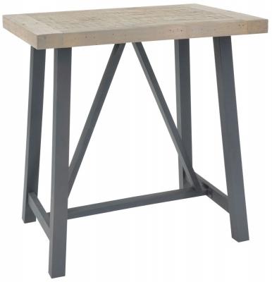 Rowico Lowry Industrial Bar Table
