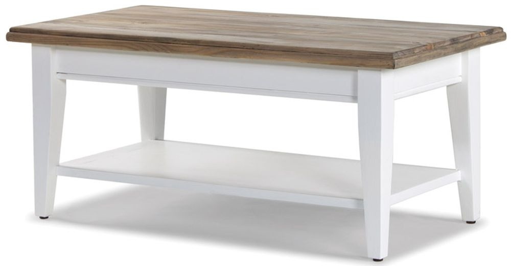 Rowico Lulworth Coffee Table - White