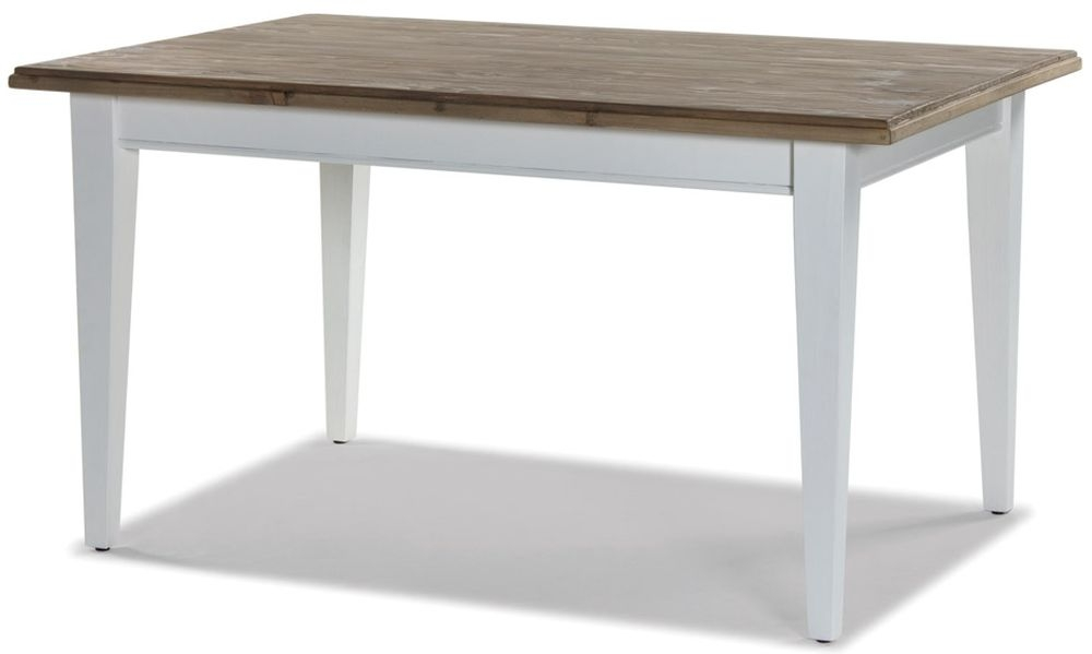 Rowico Lulworth Dining Table - White