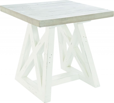 Rowico Oxford Painted Square Side Table