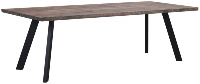 Rowico Picasso Dark 240cm Dining Table