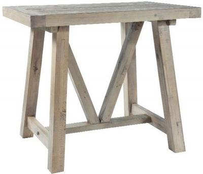 Rowico Saltash Reclaimed Pine Bar Table