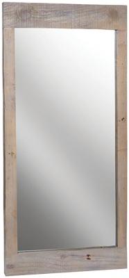 Rowico Saltash Reclaimed Pine Wall Mirror - 70cm x 140cm