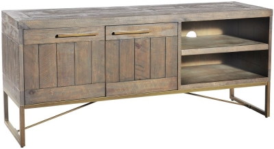 Rowico Tate Bronze 2 Door TV Unit