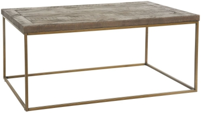 Rowico Tate Bronze Coffee Table