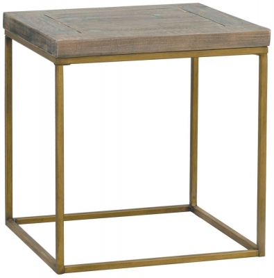 Rowico Tate Bronze Square Coffee Table