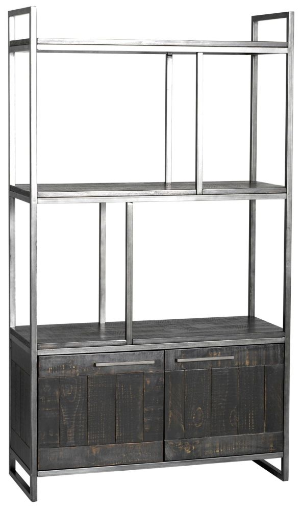 Rowico Tate Bookcase - Black