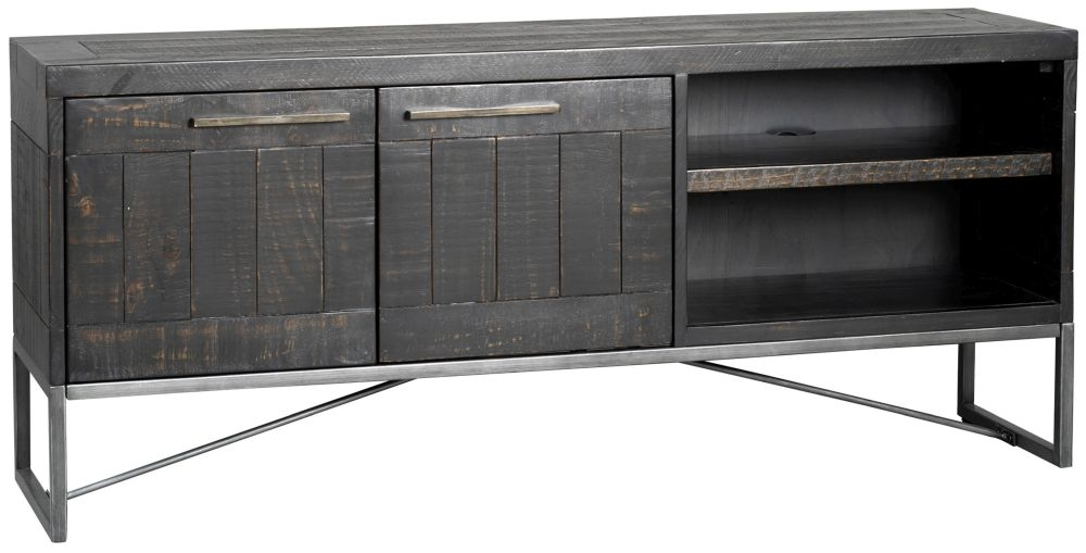 Rowico Tate TV Unit - Black