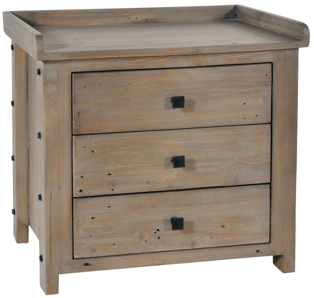 Rowico Vibe 3 Drawer Chest