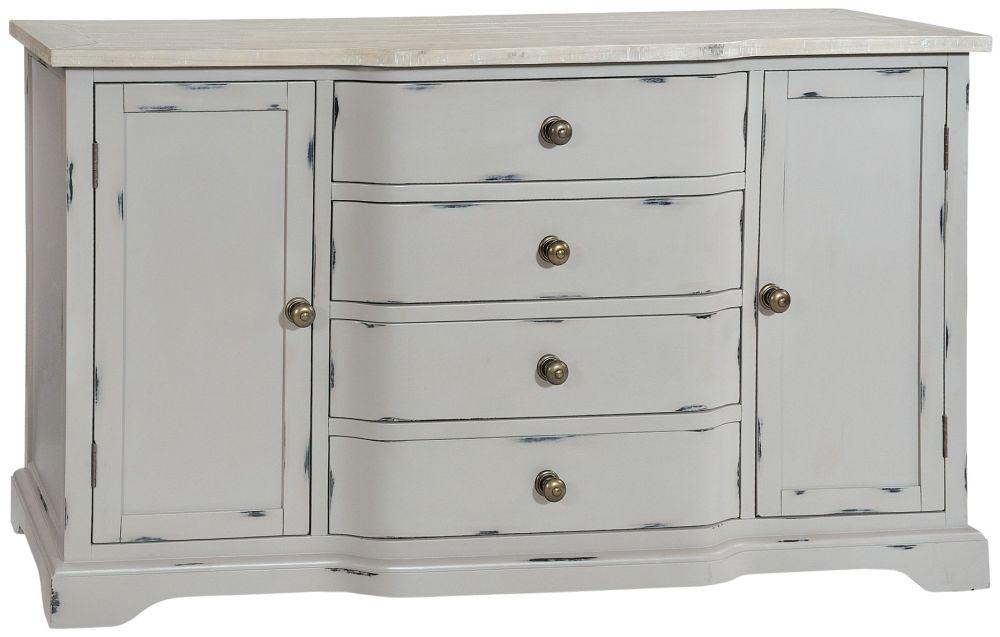 Rowico Warwick Large Sideboard - Grey