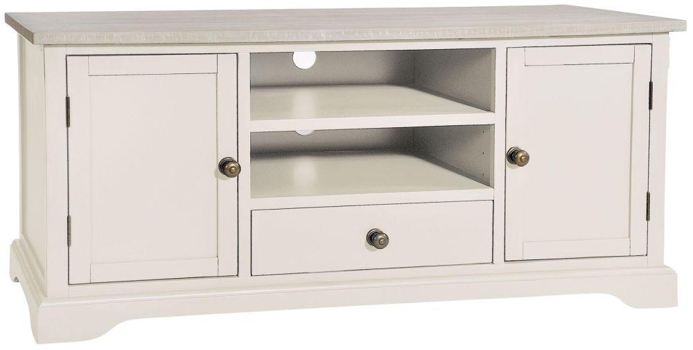 Rowico Warwick TV Cabinet - Ivory