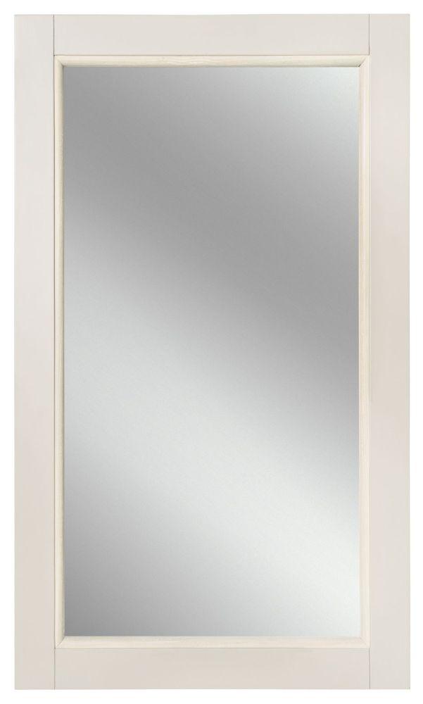 Rowico Warwick Wall Mirror - 120cm x 70cm Ivory