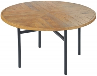 Rowico Windermere Parquet Round Dining table