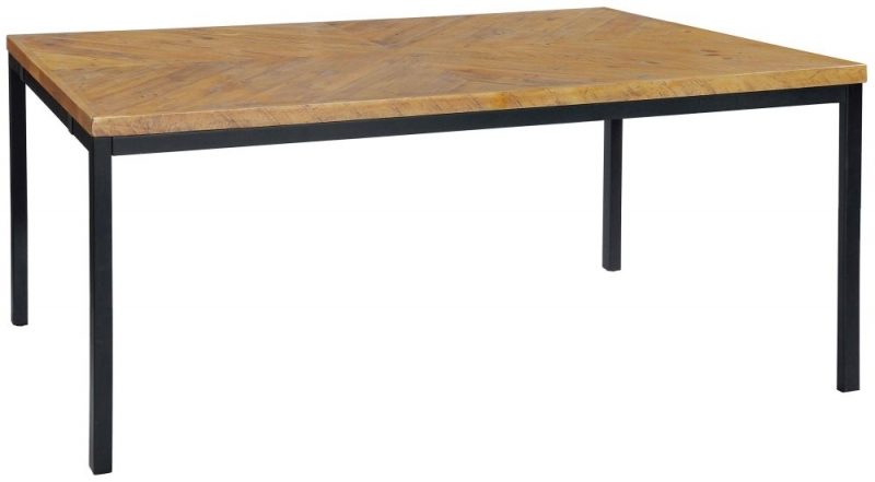 Rowico Windermere Parquet Extending Dining table