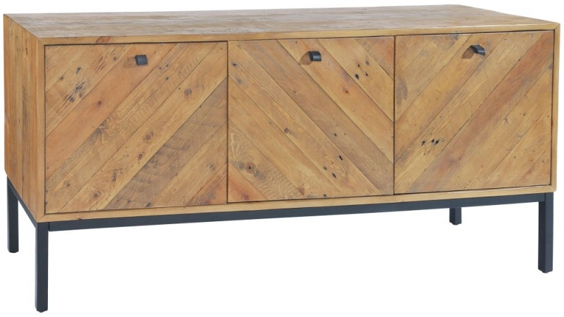 Rowico Windermere Parquet Large Sideboard