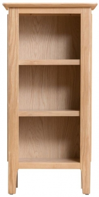 Appleby Oak Small Bookcase