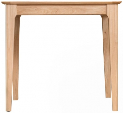 Appleby Oak Rectangular Dining Table