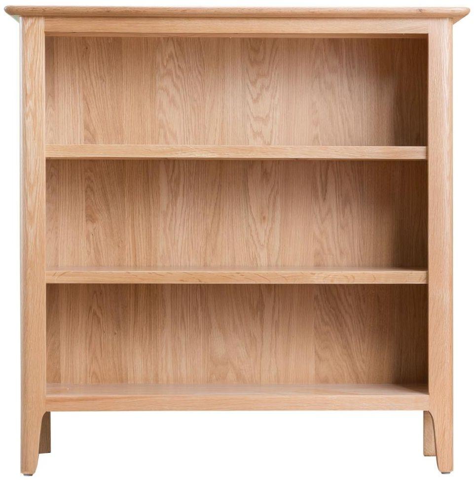 Appleby Oak Bookcase