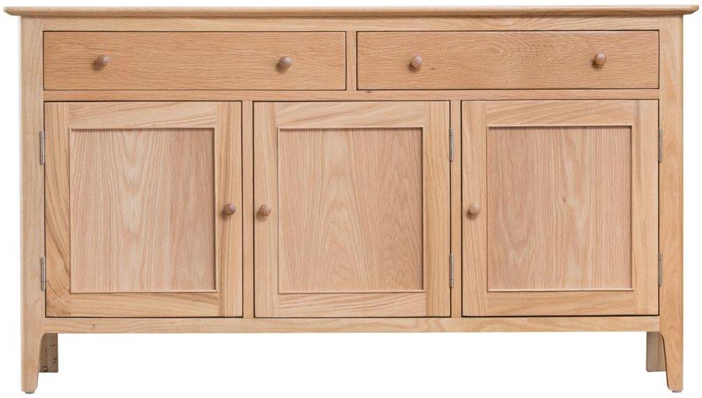 Appleby Oak Large Sideboard