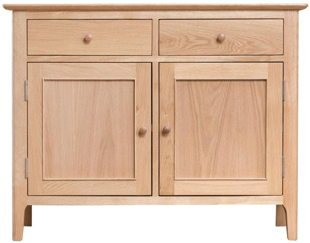 Appleby Oak Medium Sideboard