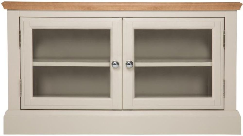 Aspen Painted 2 Door TV Cabinet