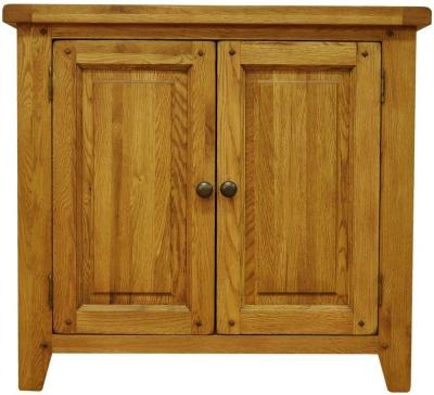 Buxton Oak Cupboard - Large