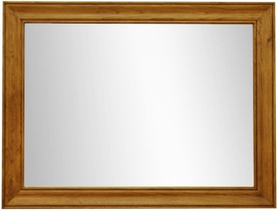 Buxton Oak Wall Mirror - Large
