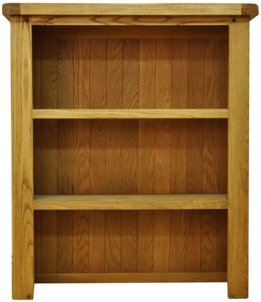 Buxton Waxed Oak Dresser Top - Small