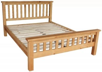 Cairo Pine Bed