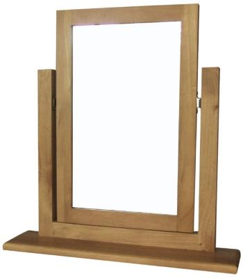 Cairo Pine Vanity Mirror