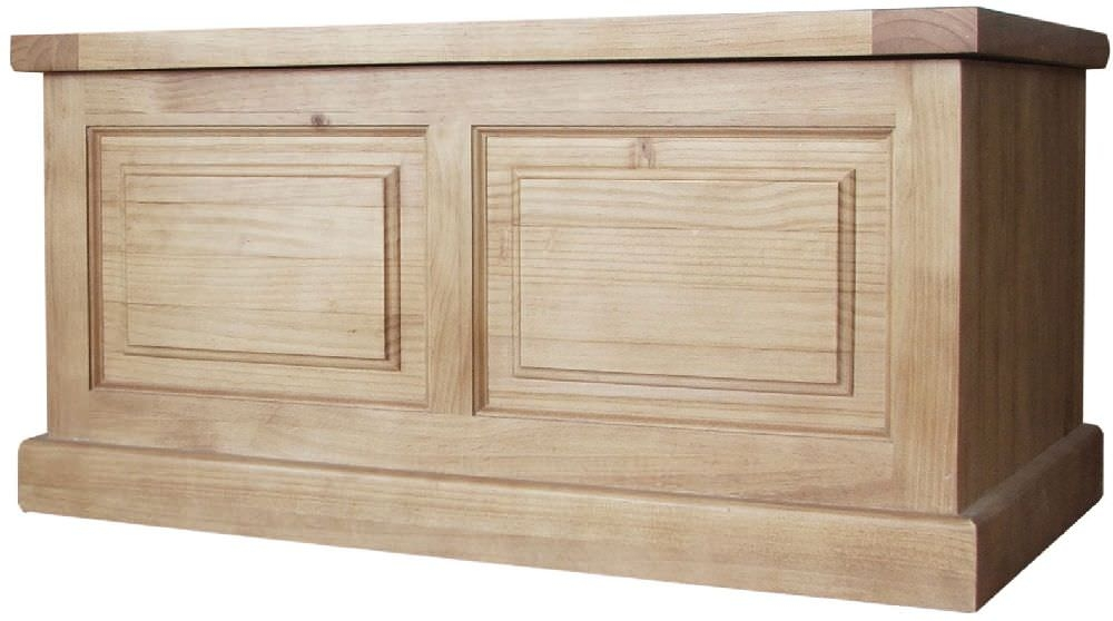 Cairo Pine Blanket Box
