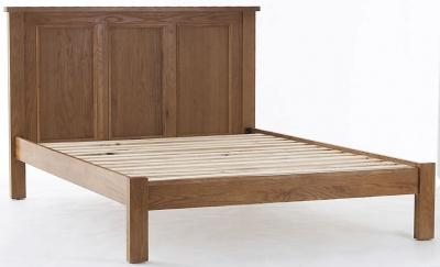 Camellia Oak Bed