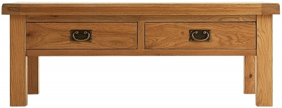 Chichester Rustic Coffee Table - Large